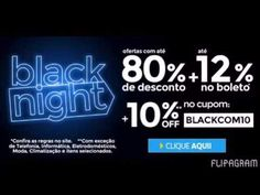 As Melhores Ofertas da Black Night com Cupom