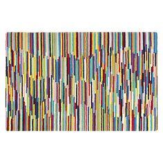 Buy John Lewis Vibrant Stripe Rug Online at johnlewis.com
