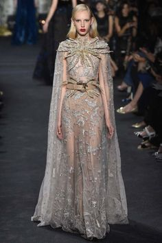 Elie Saab - Fall 2016 Couture - #feelingfashion