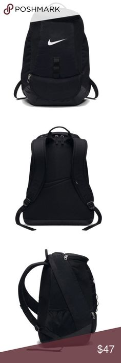 3e0e0f3a865 Nike Club Team Swoosh Soccer Backpack- NWT Outfitted with separate  compartments to ensure your gear