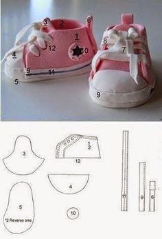 Nie każda kupiona przez nas lalka posiada oryginalne buty ,stąd wieczny problem . Co założyć lalce na stopy.? Jeśli lalka jest duża...