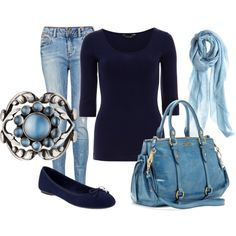 casual comfort 2013, created by jolene-mcelraft on Polyvore