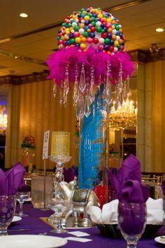 Carnival Themed Sweet 16 Ideas | Circus Sweet Sixteen