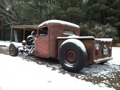 1936 International Harvester Truck Pickup