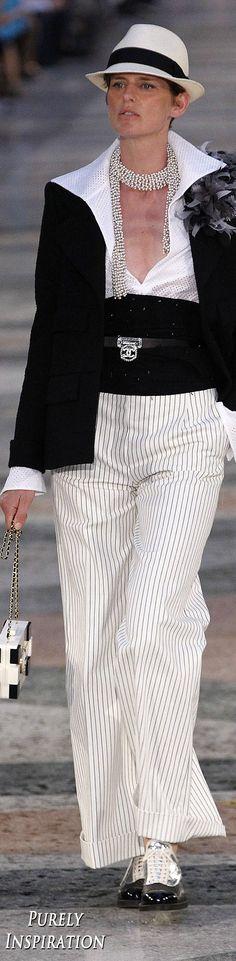 Chanel Resort 2017 Women's Fashion   Purely Inspiration