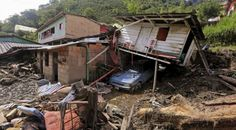 Avalanche rips through Colombian town: Worst disaster since 1999