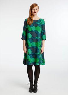 アイテム|クロージング|2012A/W COLLECTION|WOMEN|ドレス & スカート|marimekko (マリメッコ) 日本公式サイト