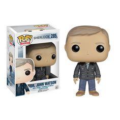 Sherlock: Dr. John Watson Pop! figure by Funko