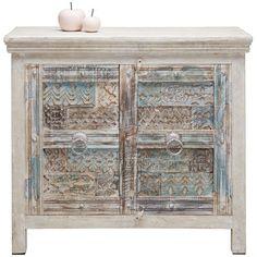 Sideboard aus Mangoholz - die charmante Ergänzung in jedem Raum Kare Design, China Cabinet, Dresser, Decorative Boxes, Storage, Inspiration, Furniture, Color, Living Room