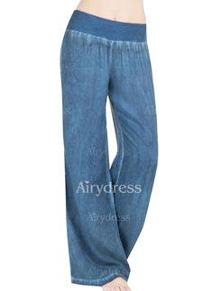 Pants & Leggings - $12.99 - Loose Cotton Jeans Pants & Leggings (1745197847)