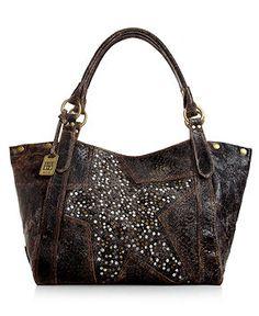 Frye Handbag, Deborah Star Shoulder Bag - Handbags & Accessories - Macy's. $548.00