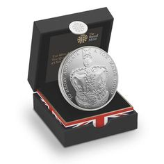 2013 UK Coronation £5 Silver Proof  £80.00    Most affordable of the Coronation coins  Entirely new design approved by the Palace  Perfect Royal Mint Proof quality in precious silver