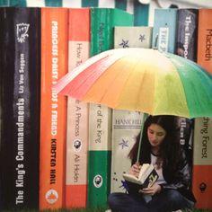 Hay festival - An actual book/literature festival in a pretty welsh village...