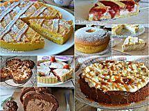 Menù di Pasqua ricette facili e veloci Italian Desserts, Mini Desserts, Delicious Desserts, English Food, Cake Recipes, Buffet, Cheesecake, Food And Drink, Pie