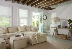 Esta casa en Los Hamptons, en la costa este de USA, de estilo entre nórdico y rústico, es fantástica !!!