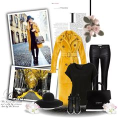 Sem título #57 by adralbi on Polyvore featuring moda, Burberry, Zoe Karssen, Yves Saint Laurent, Givenchy and Maison Michel