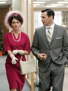Mad (Wo)Men's Office Style Decoded. Rachel Menken