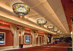Wynn Encore--Las Vegas, NV www.alger-triton.com #vegas #lasvegas #casino #lasvegascasino #hotels #customlighting #lighting #design #architecture #algertriton #studioAT #ceilings