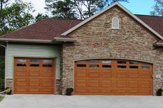 Fiberglass Garage Doors - Impression Collection