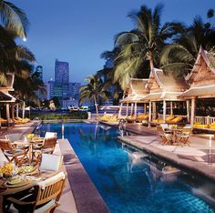 Best Award-winning Peninsula Bangkok Thailand