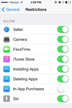 iPhone hack - Turn off all in app purchases with one button - This is especially useful if you have kids, or have zero self-control when it comes to Candy Crush. Go to Settings General Restrictions, Enable Restrictions, and scroll down to disable In-App Purchases. - Things You Didn't Know Your iPhone Could Do