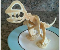 Dinosaur Pancakes!