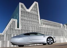 "Volkswagen's XL1 is ""the most efficient production car in the world"""