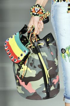 Blumarine bags and totes