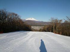 """Sci, """"Karuizawa Prince Hotel"""" Karuizawa Nagano Japan, (Gennaio)"""