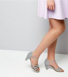 New LookFIDANT - Mules - silver