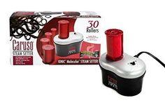 Steam Hair Setter Hot Rollers Curlers Long Lasting Curls Volume Heat