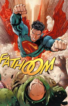 Superman and Lex Luthor Batman Vs Superman, Superman Man Of Steel, Superman Stuff, Superman Vs Darkseid, Superman Artwork, Superman Family, Action Comics, Dc Comics Art, Hq Marvel