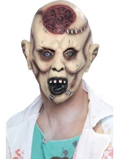 Be original this Halloween with our Autospy Zombie Mask. Only £5.59!
