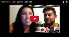 Testemunho da Catarina e Bernardo, novos Empreendedores Lazy http://www.blog.viveavidaquemereces.com/blog/testemunho-da-catarina-e-bernardo-novos-empreendedores-lazy