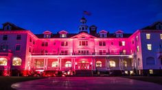 """The infamous hotel from """"The Shining"""" plans to unleash a horror museum and film center, something that's never really been done before."""