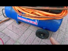 How to Make Your Own Sandblaster Nozzle | DIY Sandblast
