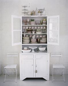 White Kitchen Hutch Cabinet Fine Amazing Stunning For Espan Inside Intended Household
