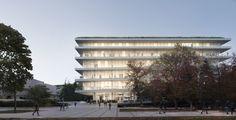 Bibliothek in Warna - Wettbewerb in Bulgarien entschieden