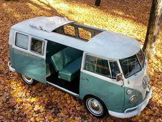 Rare Microbus, 1964 Volkswagen Type 2 Kombi With Sliding Door Volkswagen Cc 2012, Volkswagen Type 2, Volkswagen Golf R, Volkswagen Transporter, Volkswagen Vehicles, Vw Bus, Vw Camper, City Car, Vw Passat