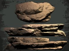 Rawk - Post any rocks you make here! - Page 15 - Polycount Forum