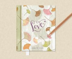 Great Teen gift for only $12 fancy love personalized hard bound journal - RUVAcards