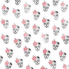 Badass Wallpaper Iphone, Skull Wallpaper, Cellphone Wallpaper, Pattern Wallpaper, Wallpaper Backgrounds, Wallpapers, Scrapbook Sketches, Diy Scrapbook, Printable Star