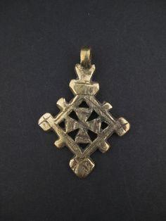 Ethiopian Coptic Cross (Small)