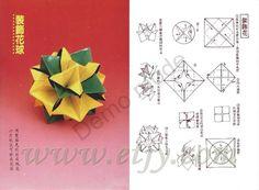 Bruno origami: origami modular