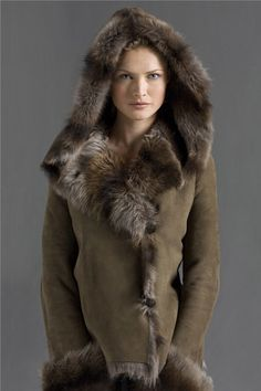 Benedetta Novi double breasted sheepskin coat | Jackets * Coats ...