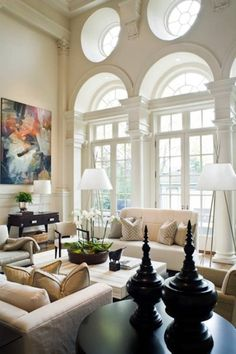 looking for some amazing decorating ideas for your living room, then checkout our latest collection of 25 Tall Ceiling Living Room Design Ideas.