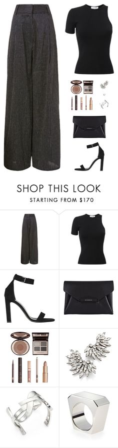"""""""Sin título #4784"""" by mdmsb on Polyvore featuring moda, Beaufille, Yves Saint Laurent, Givenchy y Charlotte Tilbury"""