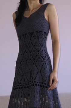 crocheted dresses - Google Search