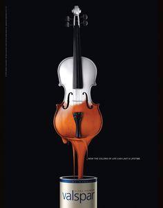 Valspar Violin
