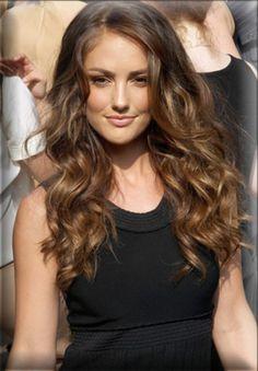 La couleur de cheveux tendance 2015 couleur chatain